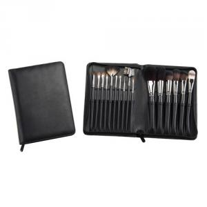 PF0184 16-pc make up brush set w/ bag