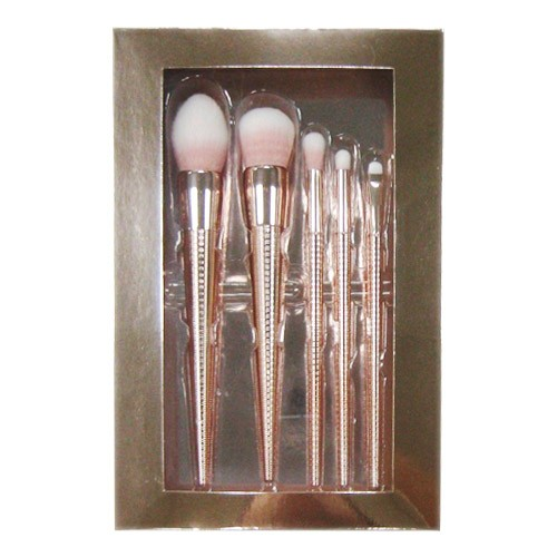 8318-5P 5-pc makeup brush set