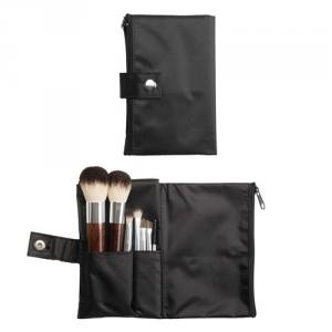 PF0067 7-pc make up brush set w/ cosmetic bag