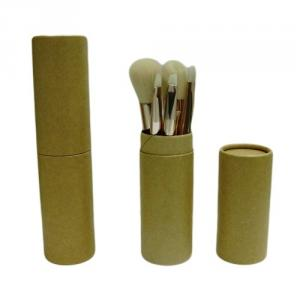 8306W-L 5-Pc Make Up Brush W/ Barrel Set