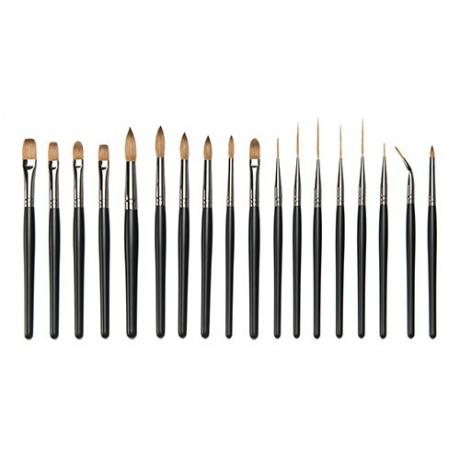 S8047GM 18-pc nail brush set